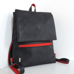 Batoh Black/Red