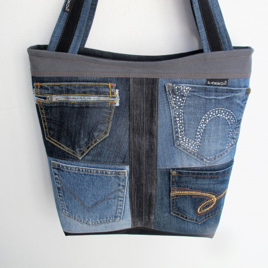 4 POKETS BAG * no. 02 * ZIP * PARROT®
